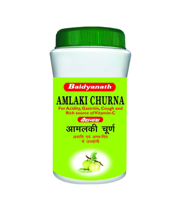 Baidyanath Amlaki Churna – 100 g (Pack of 3)