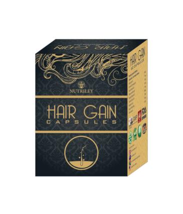 CRD Ayurveda Hair Gain Capsules (60 Capsules)