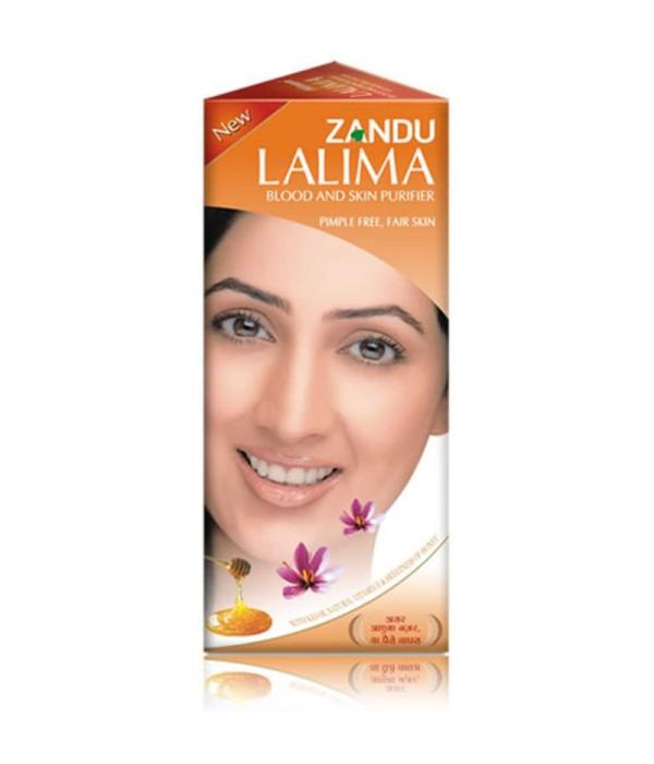 Zandu Lalima Blood and Skin Purifier, 200ml