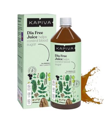 Kapiva Dia Free Juice 1L