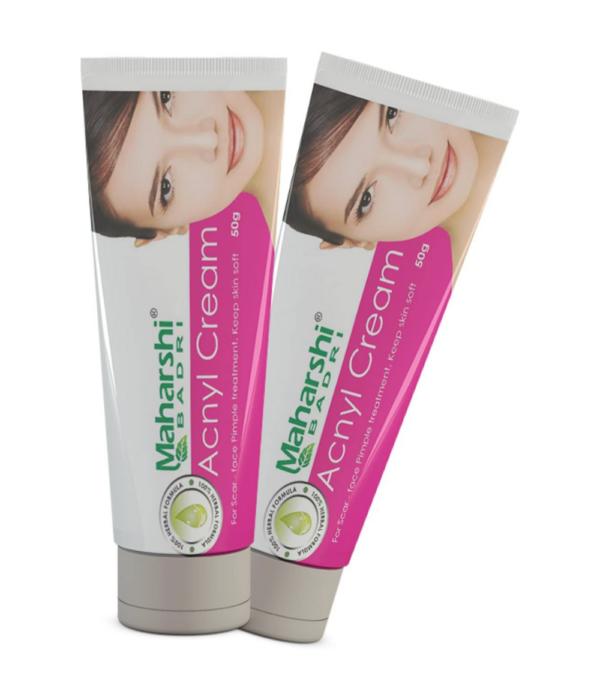 Maharshi Acnyl Cream - 100 g (Pack of 2)
