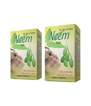 Maharshi Neem Tablet - 60 Tablet (Pack of 2)