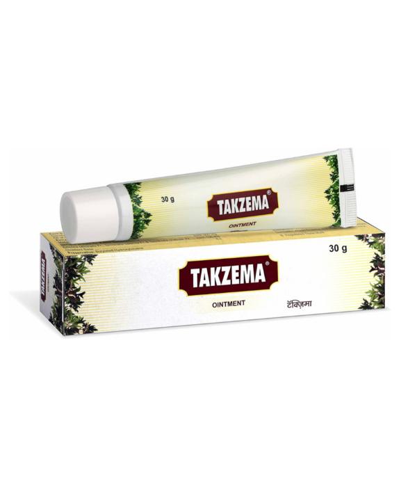 Charak Pharma Takzema Ointment for Eczema - 30 gms (Pack of 2)