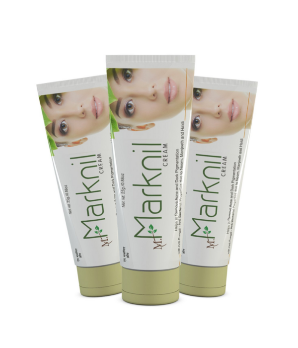 Maharshi M Marknil Cream - 75 g (Pack of 3)