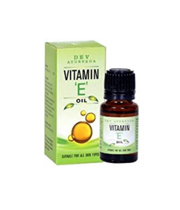 DEV AYURVEDA Vitamin E Oil (10 ml)
