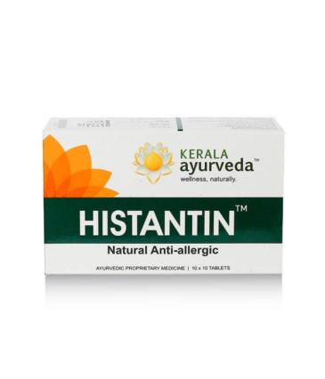 Kerala Ayurveda Histantin Tablet - 100 Tablets