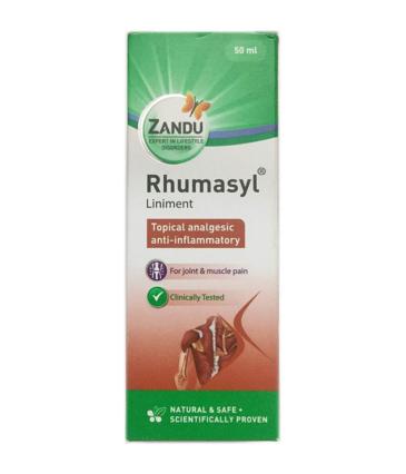 Zandu Rhumasyl Liniment -100 ml