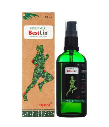 Green Milk Bestlin Liniment - 90 ml