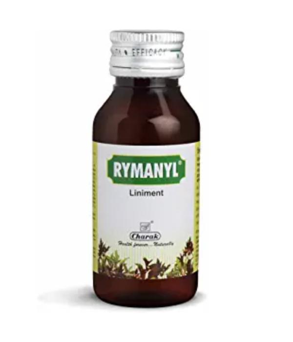 Charak Pharma Rymanyl Liniment - 50 ml (Pack of 2)