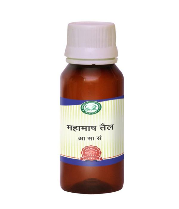 Kamdhenu Mahamasha Taila - 100 ml