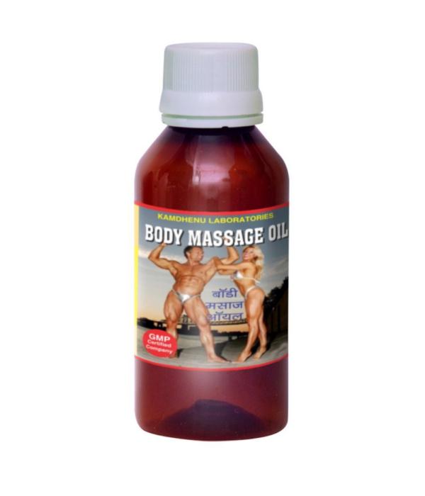 Kamdhenu Body Massage Oil
