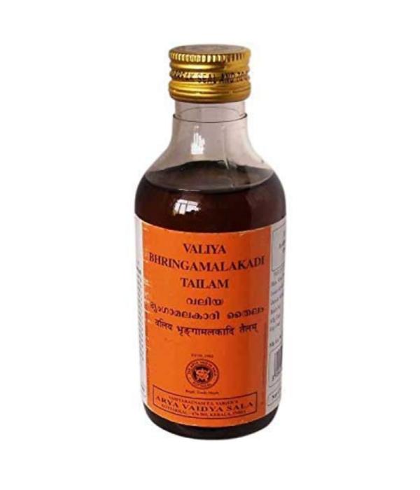 AVS KOTTAKKAL Valiya Bhringamalakadi Oil (200 ml)