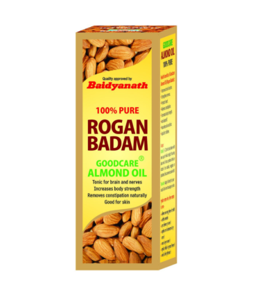 Baidyanath Rogan Badam Oil – 50 Ml