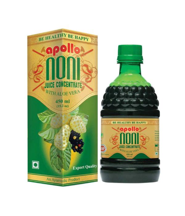 Apollo Noni Juice Concentrate (450 ML)